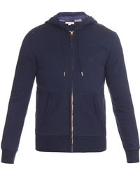 Burberry Brit - Pearce Long-sleeved Hooded Jumper - Lyst