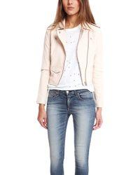 IRO Ashville Leather Jacket - Lyst