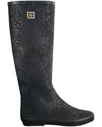Dav Austin Rubber Rain Boots - Lyst