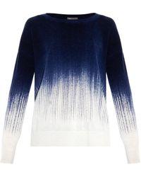 Vince Dégradé Wool-blend Sweater - Lyst