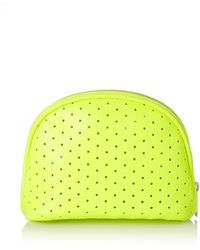 Forever 21 - Perforated Midsize Cosmetic Bag - Lyst