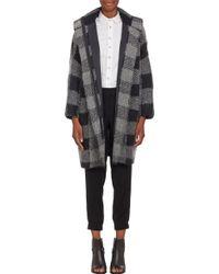 Rag & Bone Cammie Sweater Coat - Lyst