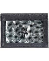 Mugler Wallet black - Lyst