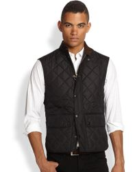 Barbour Lowerdale Quilted Vest - Lyst