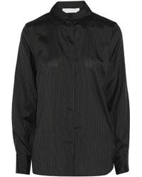 Stella McCartney Robyn Silkblend Shirt - Lyst