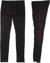 Inter-pret.us The Slim Slouch Jean black - Lyst