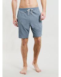 Topman Yarn Dyed Stripe Jersey Shorts - Lyst