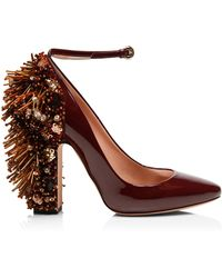Rochas Patent Leather Heels XiCZ2Y