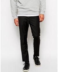 Cheap Monday Slim Pants - Lyst
