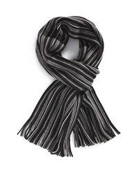 BOSS | Hugo 'fadon' Virgin Wool Scarf | Lyst