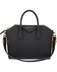 Givenchy Antigona Small Matte Tote - For Women - Lyst
