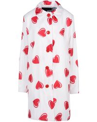 Love Moschino | Full-length Jacket | Lyst