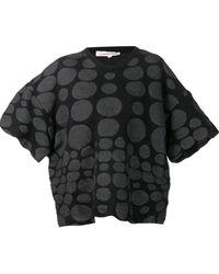 Comme Des Garçons Polka Dot T-shirt - Lyst