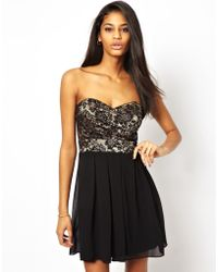 TFNC Prom Dress With Lace Bodice - Lyst