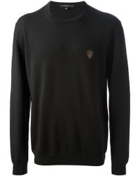 Gucci Long Sleeve Sweater - Lyst