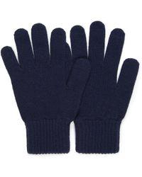 Sunspel - Women's Cashmere Gloves - Lyst