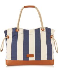 Weekend by Maxmara - Umberta Canvas Tote - Lyst