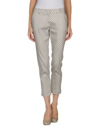 Peserico Sign Casual Trouser - Lyst