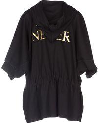 Vivienne Westwood Anglomania Hooded Sweatshirt - Lyst