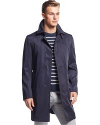 CALVIN KLEIN 205W39NYC - Mail Extra Slim-fit Raincoat - Lyst
