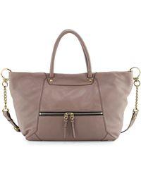 orYANY - Jocelyn East-west Leather Shoulder Bag - Lyst