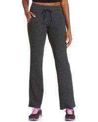 Calvin Klein Performance Straight-leg Thermal Sweatpants - Lyst