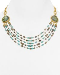 "Coralia Leets - Floating Multi Strand Necklace, 18"" - Lyst"