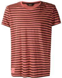 Neuw - 'service' T-shirt - Lyst