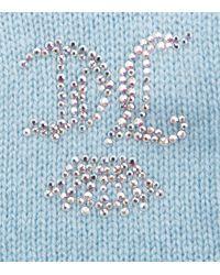 Juicy Couture - Swarovski Embellished Cashmere Gloves - Lyst