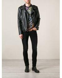 Versace Medusa Skinny Jeans - Lyst
