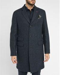 Vicomte A.   Grey Double-faced Men's Coat   Lyst