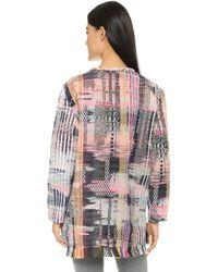 Cynthia Rowley - Baja Pullover Tunic - Lyst