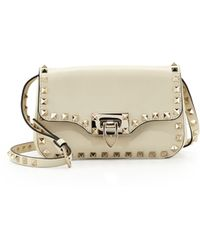 Valentino Rockstud Mini Crossbody Bag - Lyst