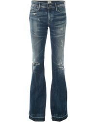 Citizens of Humanity 'Charlie Super Flare' Jeans - Lyst