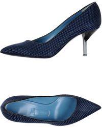 Vionnet Court blue - Lyst