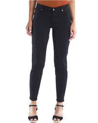 Lucky Brand Sofi Slim Ankle Jeans - Lyst