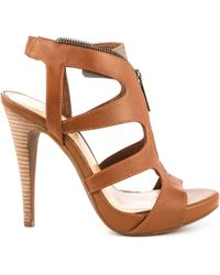 Jessica Simpson Brown Carmyne - Lyst