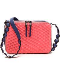 Opening Ceremony Sumi Handbag  Petal Pink Multi - Lyst