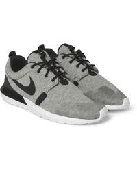 Nike Melange Tz Roshe Run Sneakers - Lyst