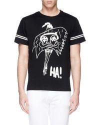 Haculla ' La Femme' Graphic Print T-Shirt black - Lyst