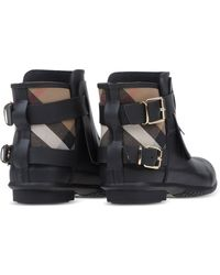 Burberry   Boots   Lyst