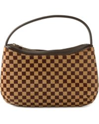 Louis Vuitton Checkboard Handbag - Lyst