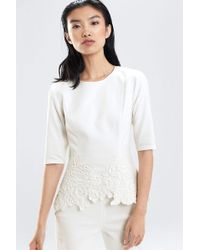 Natori Spring Cotton Top - Lyst