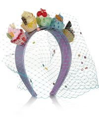 Piers Atkinson - Scrummy Cupcake and Veil Headband - Lyst
