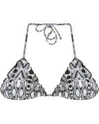 Skinbiquini - Pataxó Triangle Bikini Top - Lyst