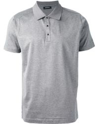 Lagerfeld - Classic Polo Shirt - Lyst