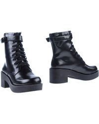 KG by Kurt Geiger Ankle Boots - Lyst