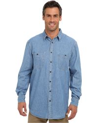 Pendleton Ls Rivergrove Shirt Tall - Lyst