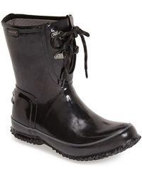 Bogs Waterproof Rubber Boot - Lyst