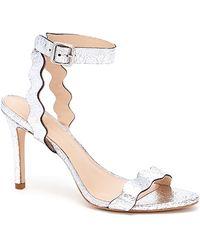 Loeffler Randall Amelia High Heel Sandal - Lyst